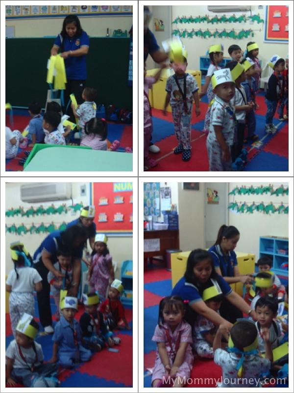 storybook activity