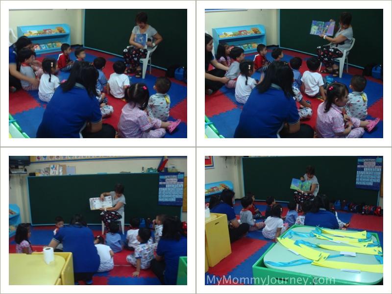 storytelling parent, preschool storytelling