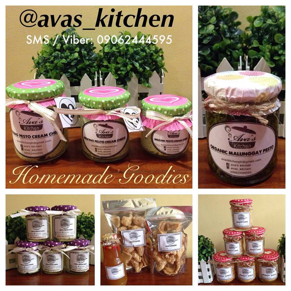 ava's kitchen, milking products, lactating products, homemade goodies