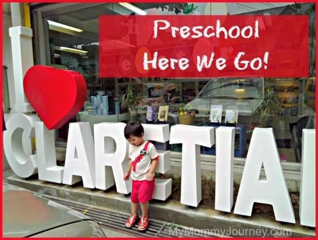 preschool here we go