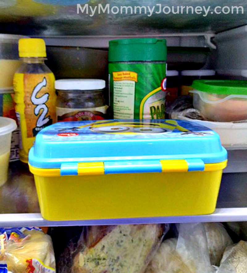 bento, bento school snacks, picky eater solution, bento box in fridge