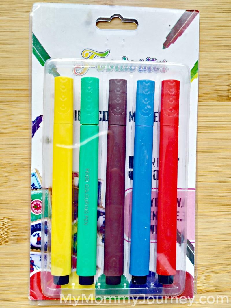 bento, bento edible pens, edible pens, bento school snacks
