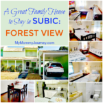A Great Family House To Stay In Subic: Forest View!