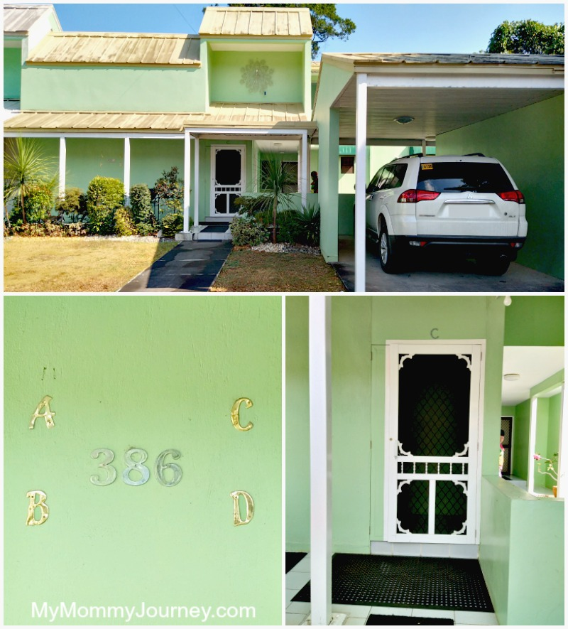 subic house for rent, subic forest view house,