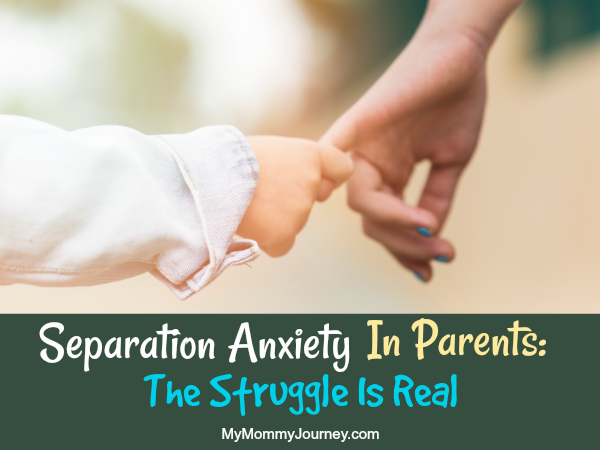 separation anxiety in parents, separation anxiety, sepanx, parental separation anxiety, parent separation anxiety