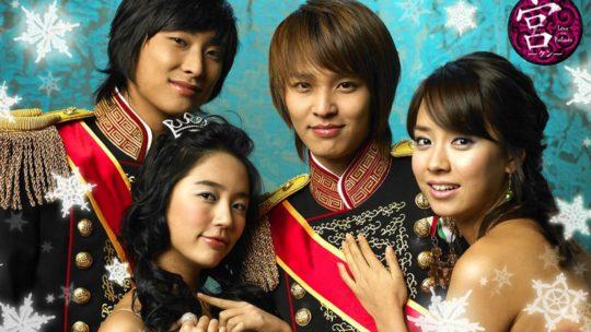 Korean drama Princess and I arranged marriage, Kdrama fan