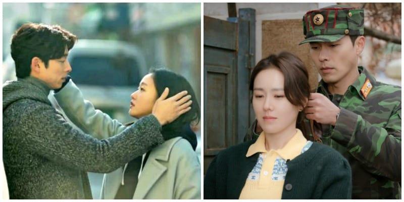Korean drama hair stroking and ponytail scene, Kdrama fan