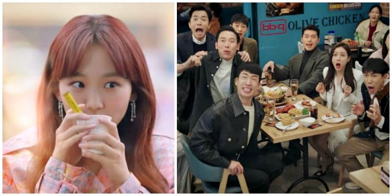 Korean dramas Maxim coffee and BBQ Chicken, Kdrama fan