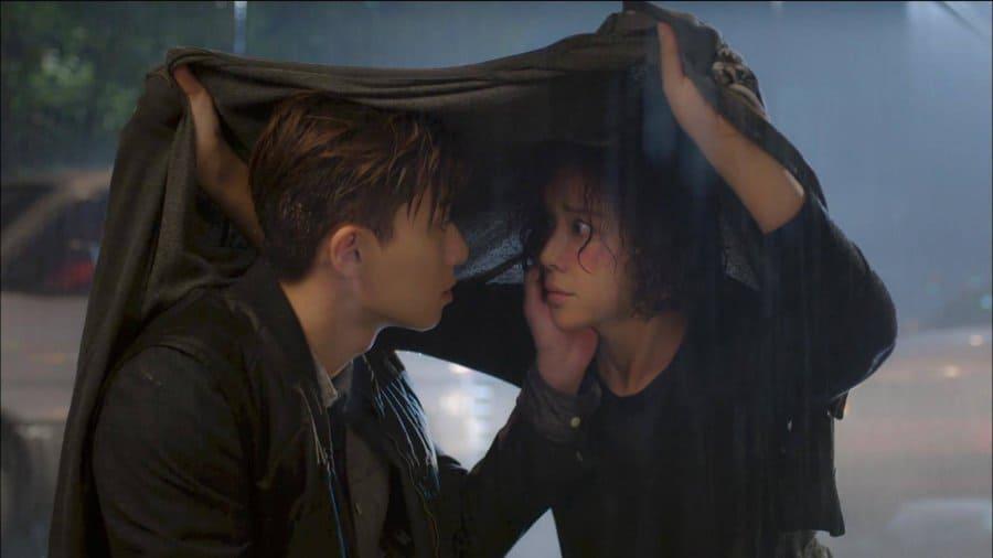 Korean drama rain scene, Kdrama fan