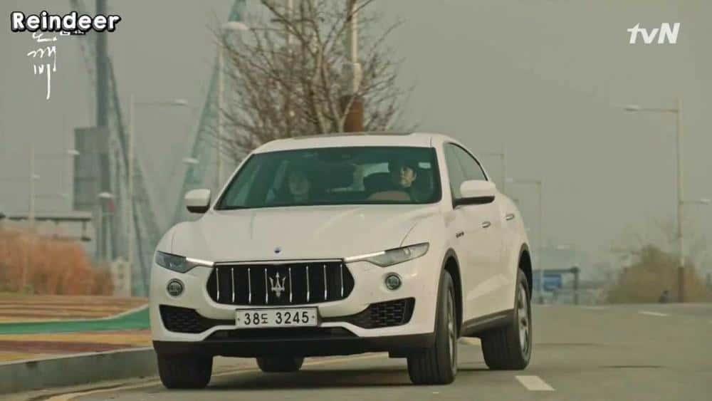 Korean drama Maserati car, Kdrama fan