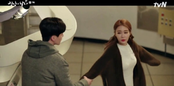 Korean drama Touch Your Heart Arm Grab, Kdrama fan
