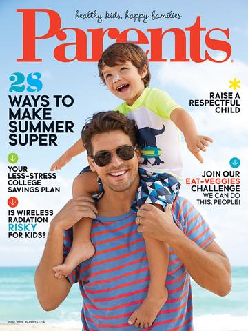parents, magazine