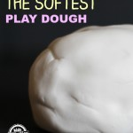 Play Dough Recipe: {Great Gift Idea} No Cook PlayDough