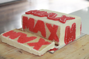 cake, personalized cake