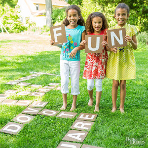 outdoor games, birthday games