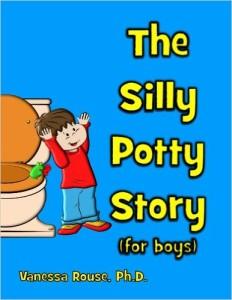 potty story, potty training book