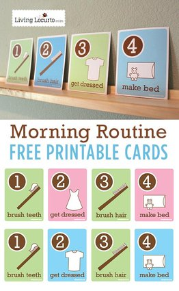 ways to get kids out the door, tips to get kids out the door quickly, morning routine tips