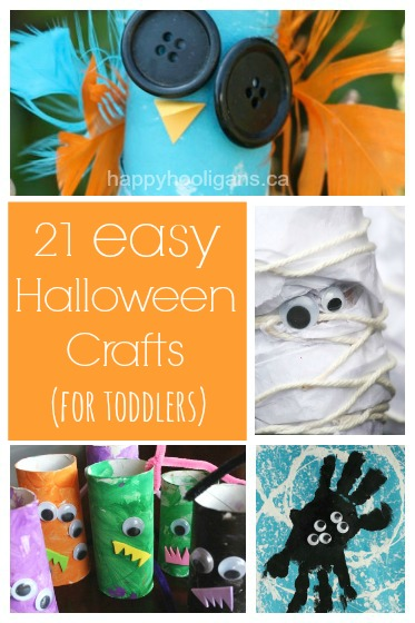 halloween crafts, halloween crafts for toddlers