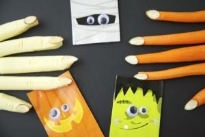 healthy halloween snacks, halloween snacks for kids