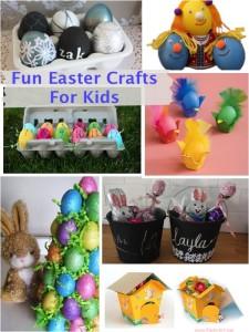 easter crafts, easter crafts for kids