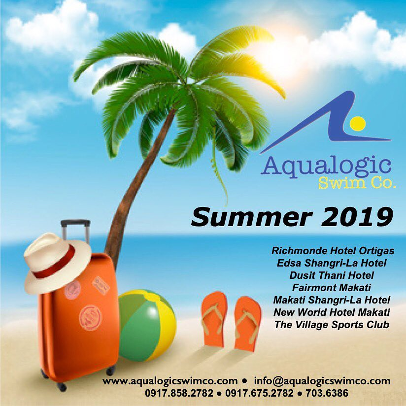 aqua logic, swimming class for kids, summer classes for kids, summer classes for kids 2019