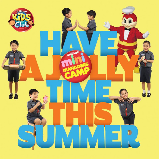 Jollibee summer workshop, Jollibee summer, summer classes for kids, summer classes for kids 2019