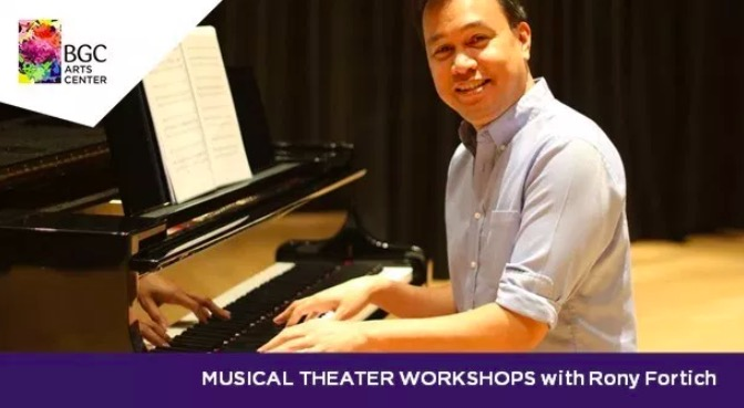 musical theater summer classes, summer musical theater classes, rony fortich, summer classes for kids, summer classes for kids 2019