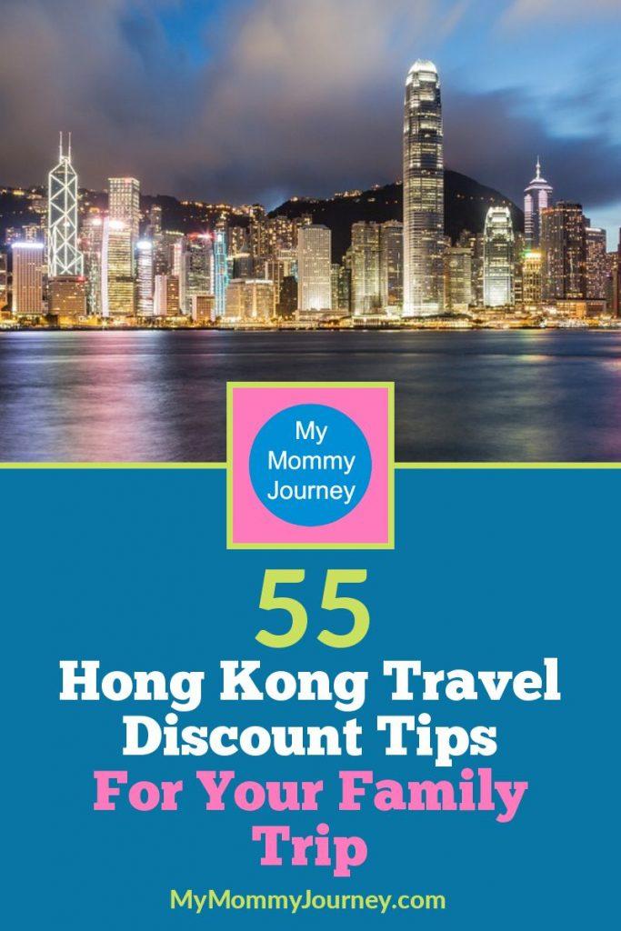 Hong Kong travel discount tips,
