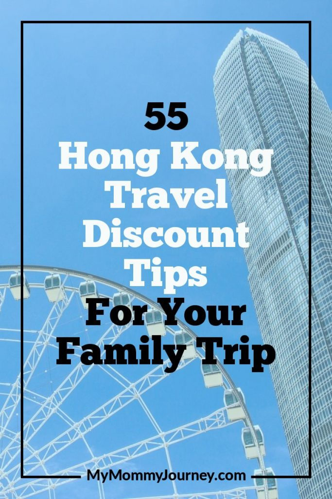 Hong Kong travel discount tips, Hong Kong travel, Hong Kong, travel discount tips, family trip
