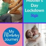mother's day quarantine, mother's day lockdown, mother's day