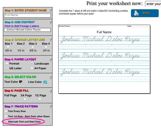 handwriting worksheets, penmanship worksheets, handwriting practice, penmanship for kids