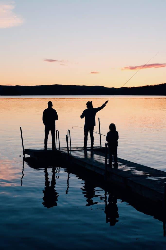 father's day quarantine fishing