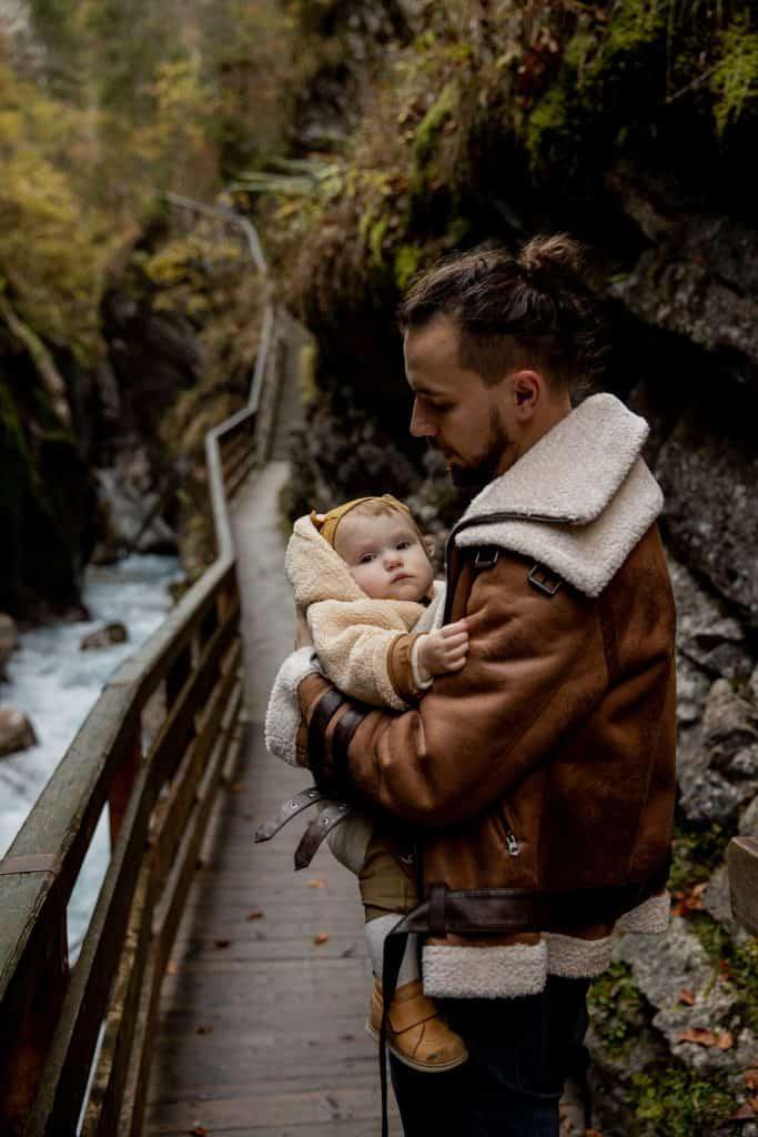 father's day quarantine hiking