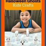Halloween Ghosts Yakult Pin3