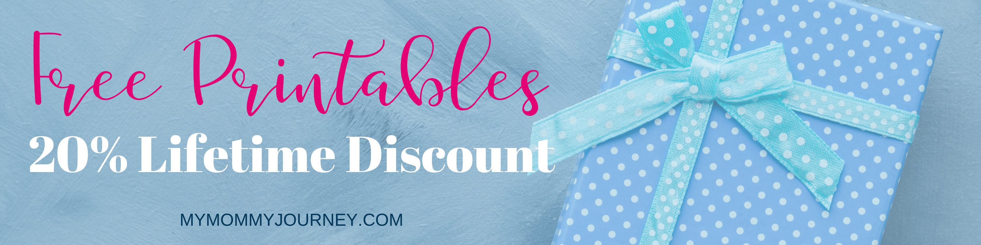 free printables and lifetime discount offer