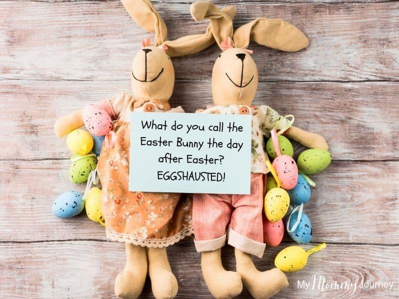 Unique Easter Egg Hunt at Home for Kids Easter jokes