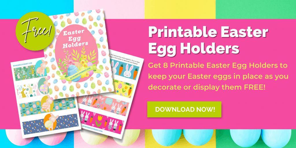 Printable Egg Holders free